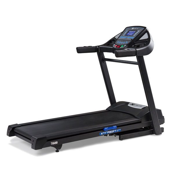 Xterra trail racer 600 treadmill review uk offers for Goplus 1000w folding treadmill electric motorized power running jogging machine
