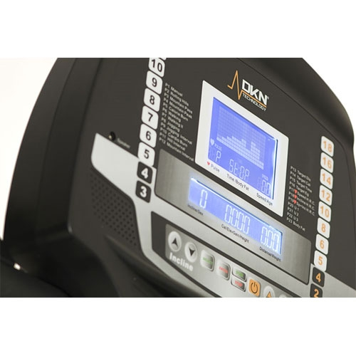DKN T830 Treadmill Console