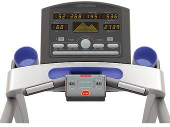Life Fitness T7-0 Treadmill Console